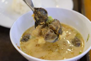 Foto 2 - Makanan di Soto Betawi Nyonya Afung Express oleh @duorakuss