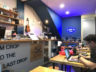Foto Interior di Clement Coffee Crafter