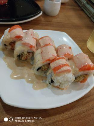 Foto 6 - Makanan(Crispy spicy salmon roll) di Sushi Joobu oleh Gabriel Yudha | IG:gabrielyudha