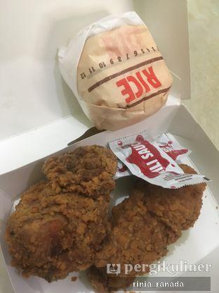 Foto 1 - Makanan di Burger King oleh Rinia Ranada