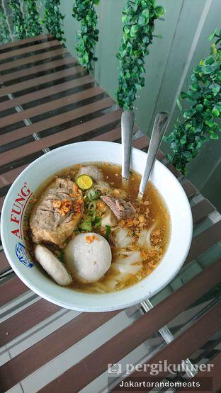 Foto review A Fung Baso Sapi Asli oleh Jakartarandomeats 2