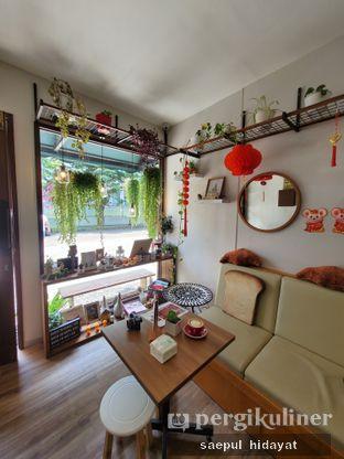Foto 10 - Interior di Olive Tree House of Croissants oleh Saepul Hidayat