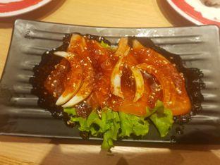 Foto 2 - Makanan(Salmon carpaccio) di Genki Sushi oleh Fika Sutanto