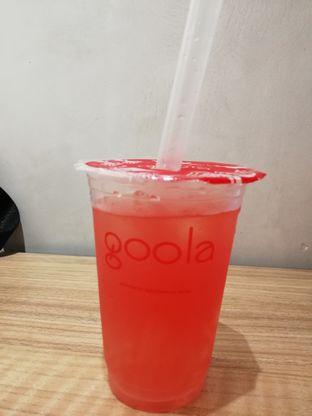 Foto review Goola oleh @duorakuss  1