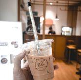 Foto Es kopi susu di Kala