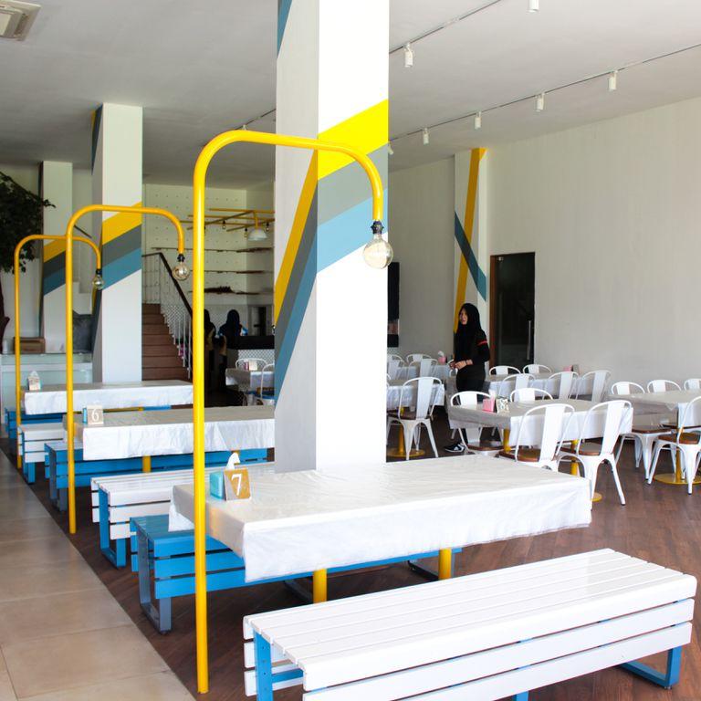 Ikea Indonesia Alam Sutera Tangerang: Saung Greenville (Saung Grenvil), Alam Sutera, Tangerang