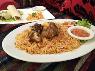 Foto 5 - Makanan di Ali Baba Middle East Resto & Grill oleh ochy  safira