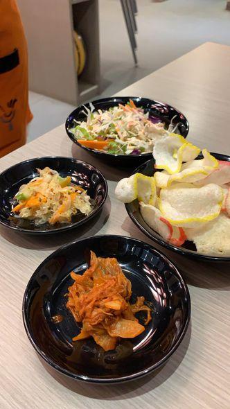 Foto Makanan di Halo Dakgalbi