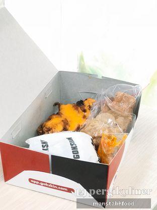 Foto review Nasi Kulit Gokskin oleh Sifikrih | Manstabhfood 1