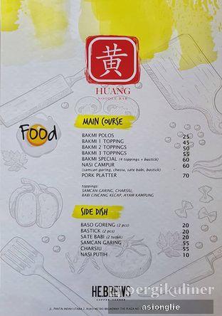 Foto 4 - Menu di Huang Noodle Bar oleh Asiong Lie @makanajadah