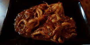 Foto 1 - Makanan(baby octopus (20k) ) di Ma'Kerang oleh chubby Bandung
