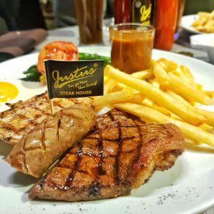 Foto 2 - Makanan di Justus Steakhouse oleh Widya WeDe ||My Youtube: widya wede
