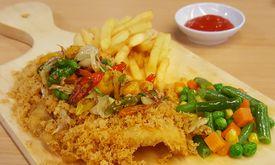 Dapur Ikan Krispi & Sop Ikan