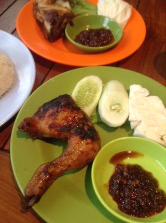 Foto Makanan di Ayam Bakar Megaria