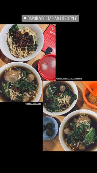 Foto review Dapur Vegetarian oleh Nabila Widyawati 3