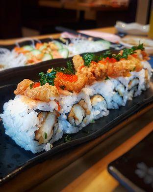 Foto 3 - Makanan(Fish Roll) di Sushi Tei oleh Gembuli Tan