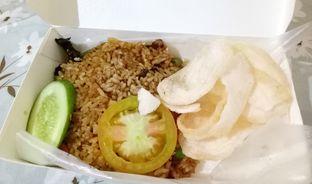 Foto 4 - Makanan(nasi goreng jamur) di Alpukat Bistro oleh maysfood journal.blogspot.com Maygreen