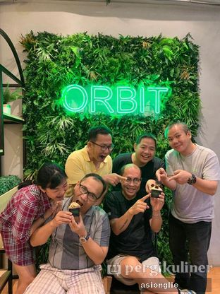 Foto review Orbit Gelato oleh Asiong Lie @makanajadah 5