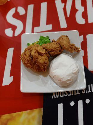 Foto 1 - Makanan di Captain Hood oleh Stefany Violita