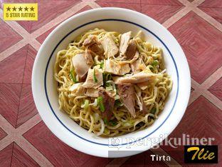 Foto 1 - Makanan di Bakmi AFU oleh Tirta Lie