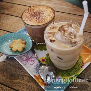 Foto 1 - Makanan(Ice Cappuccino & Ice Mocha) di Sophie Authentique French Bakery oleh Nadia Felita Sari
