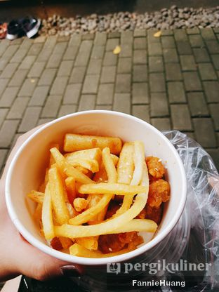 Foto 1 - Makanan di Chingu Korean Fan Cafe oleh Fannie Huang||@fannie599