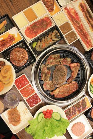 Foto 1 - Makanan di Steak 21 Buffet oleh Prido ZH