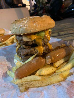 Foto review Burger Rex oleh Arya Irwansyah Amoré 1