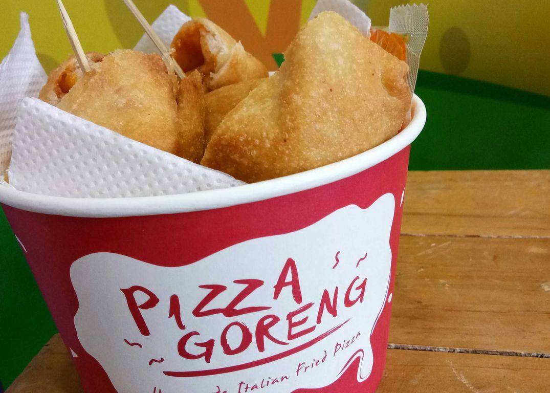 Pizza Goreng Indosaji, Bogor Timur, Bogor - Lengkap: Menu terbaru, jam buka & no telepon, alamat dengan peta
