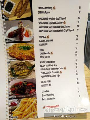 Foto review Nasi Bakar Situbondo & Paratha Bakar oleh Kuliner Sama Agam 3