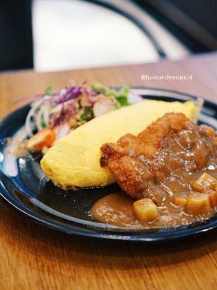 Foto 1 - Makanan di House Of Omurice oleh Huntandtreasure.id