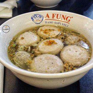 Foto - Makanan di A Fung Baso Sapi Asli oleh Eka Febriyani @yummyculinaryid
