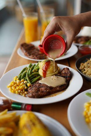 Foto 4 - Makanan di Pepperloin oleh @Sibungbung