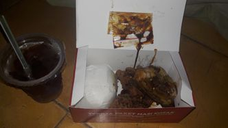 Foto Makanan di Ayam Bersih Berkah