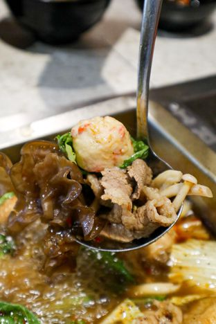 Foto 7 - Makanan di Hattori Shabu - Shabu & Yakiniku oleh thehandsofcuisine