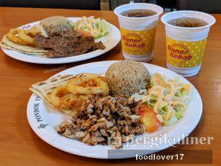 Foto 1 - Makanan di Doner Kebab oleh Sillyoldbear.id