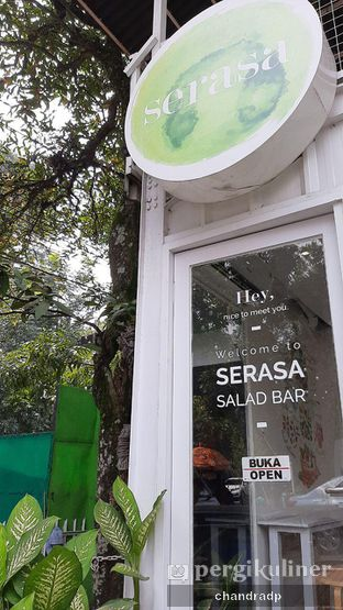 Foto 1 - Eksterior di Serasa Salad Bar oleh chandra dwiprastio