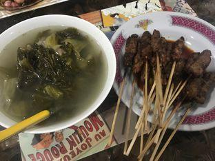 Foto 2 - Makanan di Kedai Sate Babi Krekot oleh @eatfoodtravel