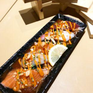 Foto 9 - Makanan(Matsu Carpaccio) di Sushi Matsu - Hotel Cemara oleh Cindy Moeis