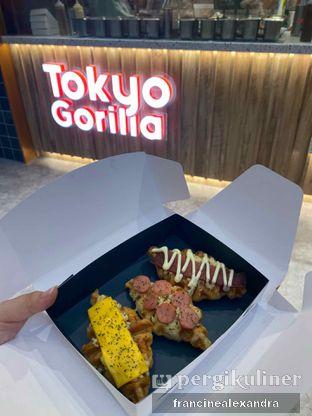 Foto review Tokyo Gorilla oleh Francine Alexandra 2