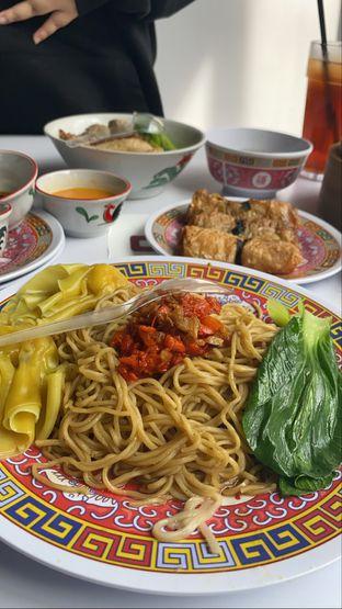 Foto 3 - Makanan(Mie Charsiu Wonton) di Haka Dimsum Shop oleh deandra zaneta