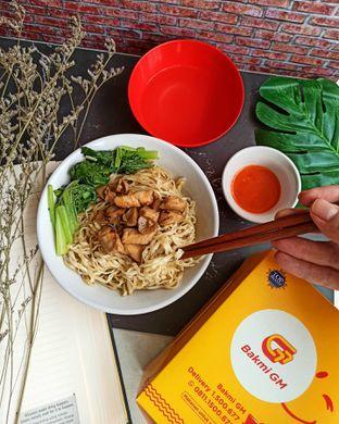 Foto 1 - Makanan di Bakmi GM oleh Junior