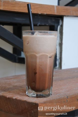 Foto 1 - Makanan(Ice Chocolate) di Kopi Kota Tua oleh Kintan & Revy @worthyourvisit