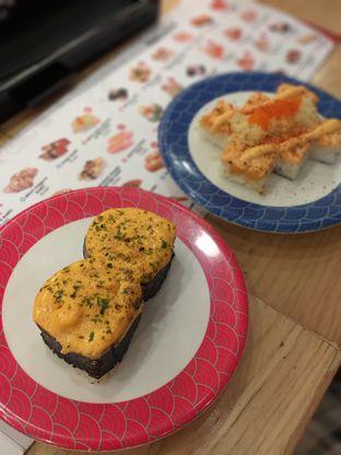 Foto 1 - Makanan(Volcano) di Tom Sushi oleh Qorry Ayuni