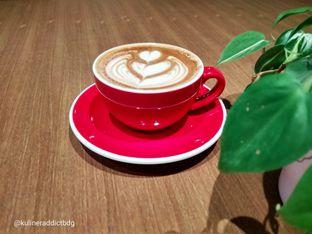 Foto 2 - Makanan(Latte) di Ceritera Coffee Brunch & Culture oleh Kuliner Addict Bandung