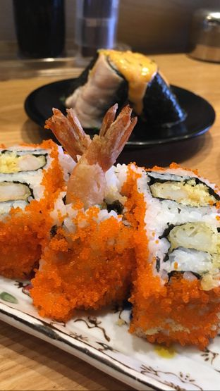 Foto 2 - Makanan di Sushi Tei oleh hrlypuputwp
