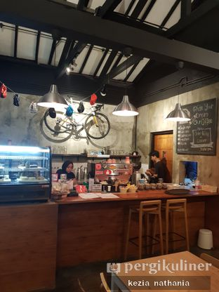 Foto 7 - Interior di Kayuh Clubhouse oleh Kezia Nathania