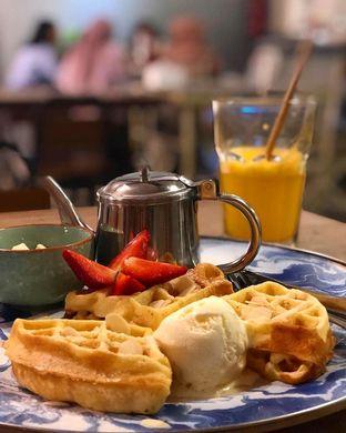 Foto 1 - Makanan di Carpentier Kitchen oleh denise elysia