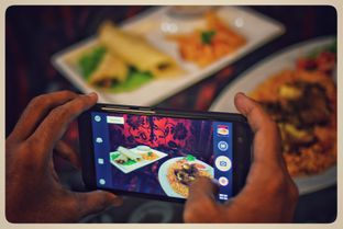 Foto 2 - Makanan di Ali Baba Middle East Resto & Grill oleh Agung prasetyo