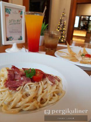 Foto 6 - Makanan(Spaghetti Carbonara) di Delapan Padi oleh praptanta rikintokoadi